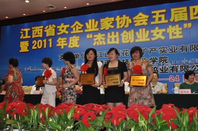 杰出创业女性奖